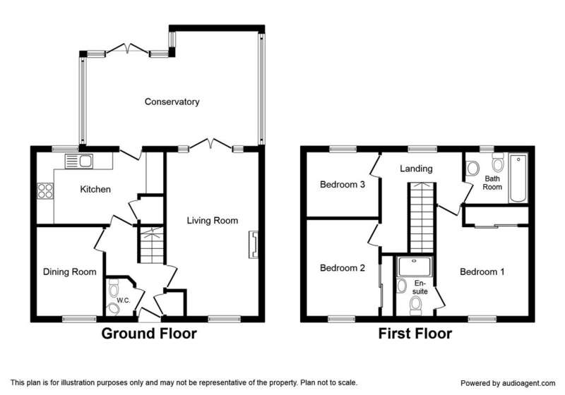 3 Bedrooms Property for sale in Carp Road, Calne, SN11