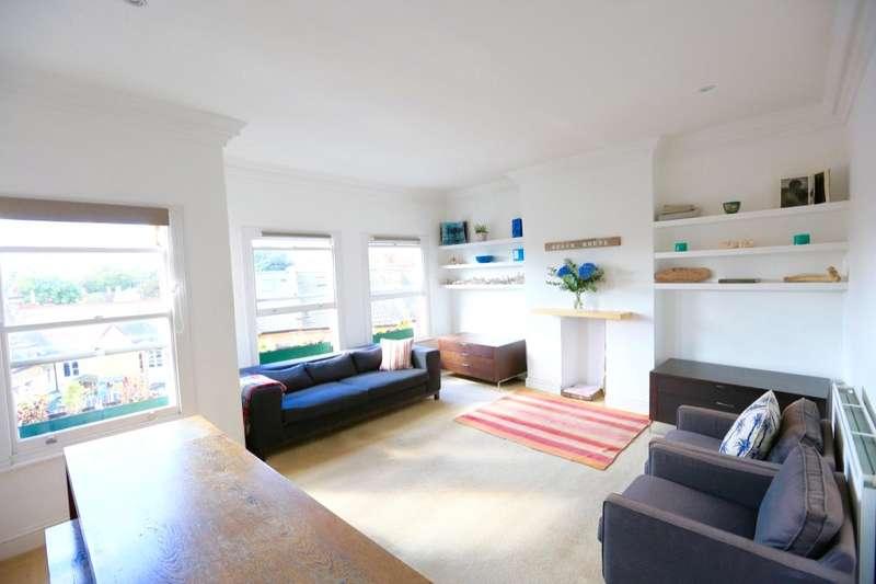 2 Bedrooms Flat for sale in Burlington Road, Putney Bridge, Fulham, London, SW6