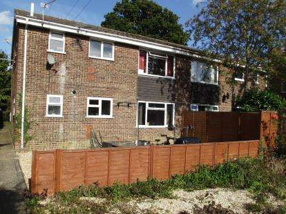 2 Bedrooms Maisonette Flat for sale in Calmore