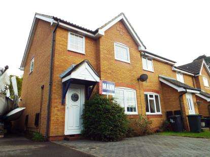 3 Bedrooms End Of Terrace House for sale in Havant, Hampshire