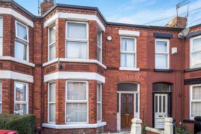 3 Bedrooms Terraced House for sale in Berbice Road, Liverpool, Merseyside, L18