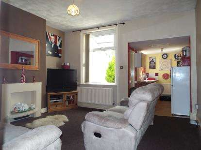 2 Bedrooms Terraced House for sale in Claughton Street, Burnley, Lancashire, BB10