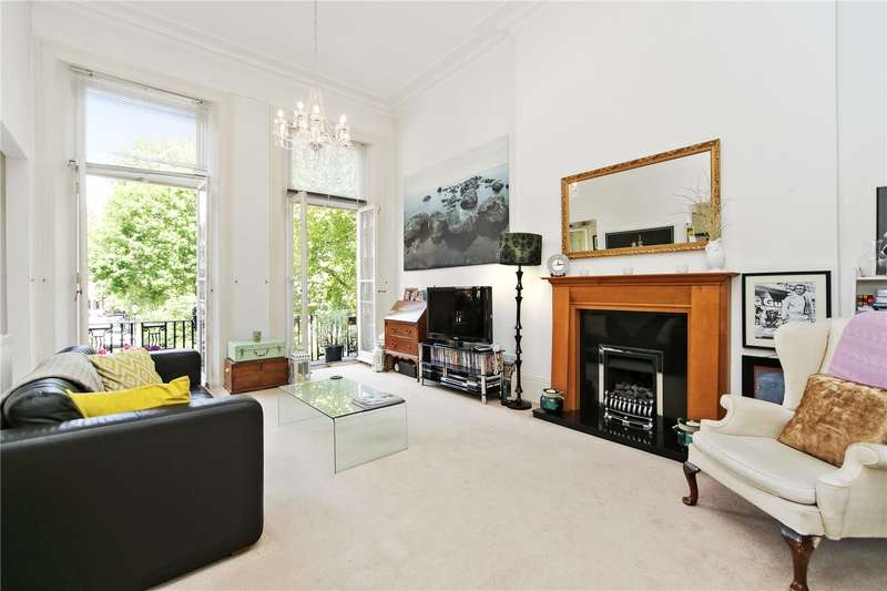 1 Bedroom Flat for sale in Nevern Square, London, SW5