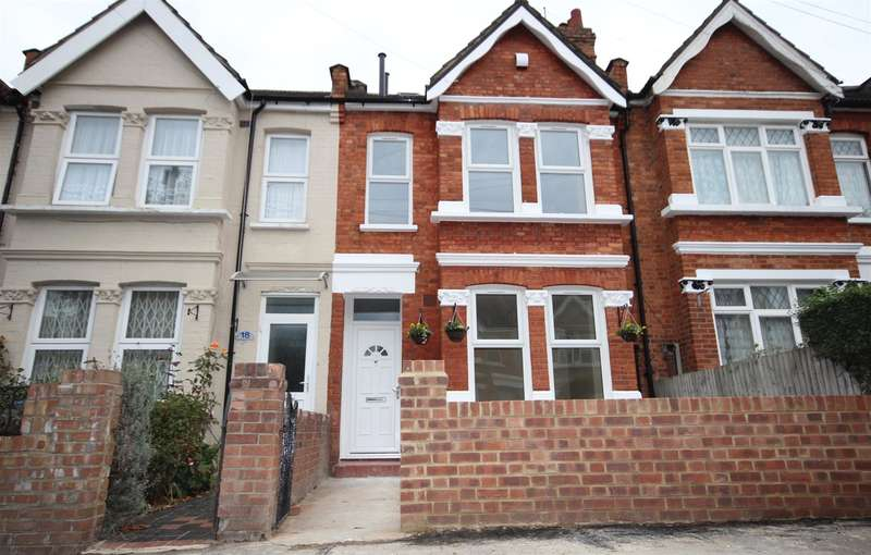 4 Bedrooms House for sale in Selwyn Road, Harlesden, NW10 8QY
