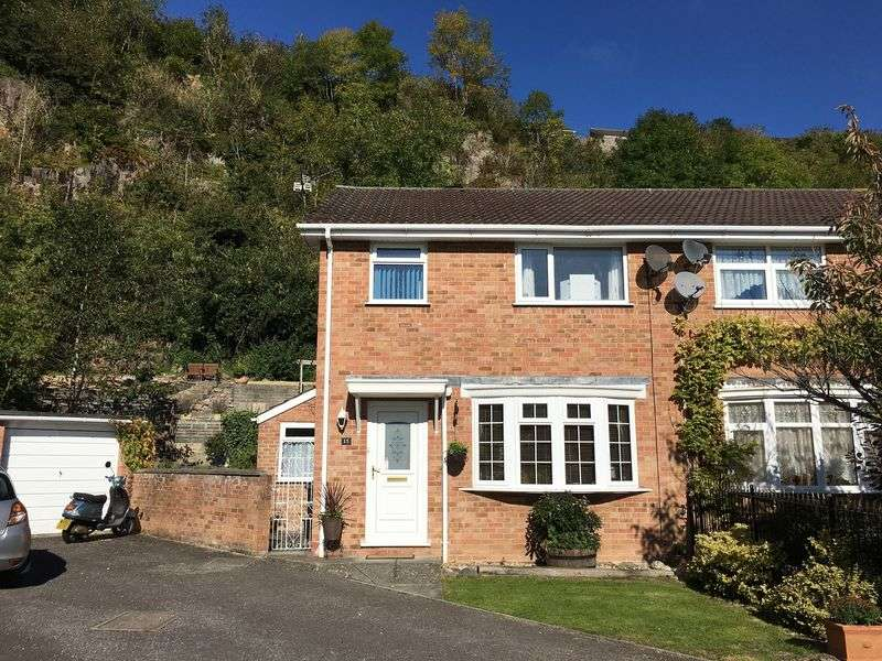 3 Bedrooms Semi Detached House for sale in Naunton Way, Milton, Weston-Super-Mare