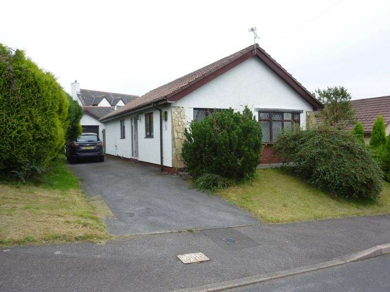 2 Bedrooms Detached Bungalow for sale in The Heathlands Gilfach Goch CF39 8TT