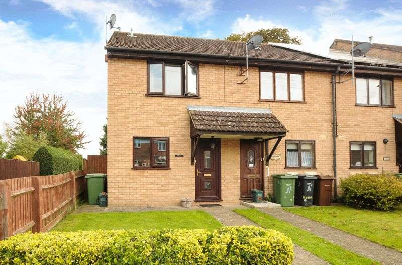 2 Bedrooms House for sale in Blacknall Road, Abingdon