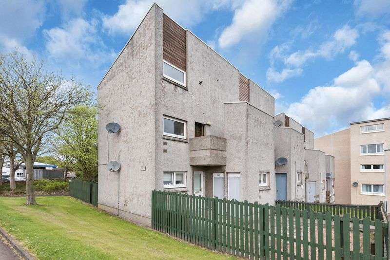 2 Bedrooms Property for sale in Golfdrum Street, Dunfermline Two Bedroom Upper Maisonette