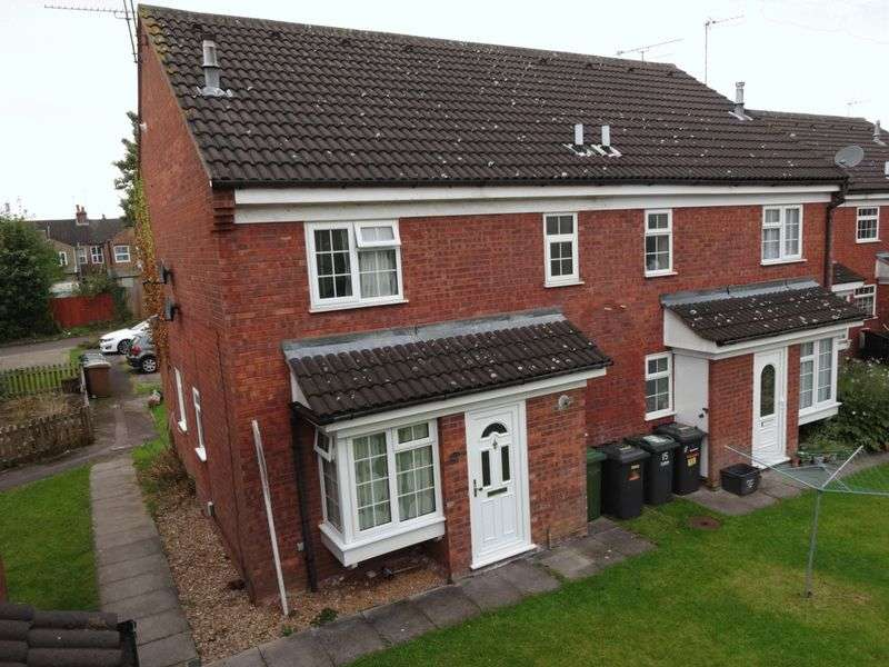 1 Bedroom Terraced House for sale in Howard Close, Luton