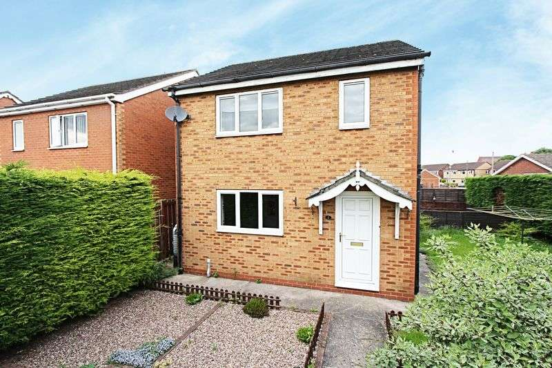 3 Bedrooms Detached House for sale in Gleneagles Crescent, New Holland