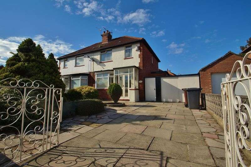 2 Bedrooms Semi Detached House for sale in Guildford Road, Southport