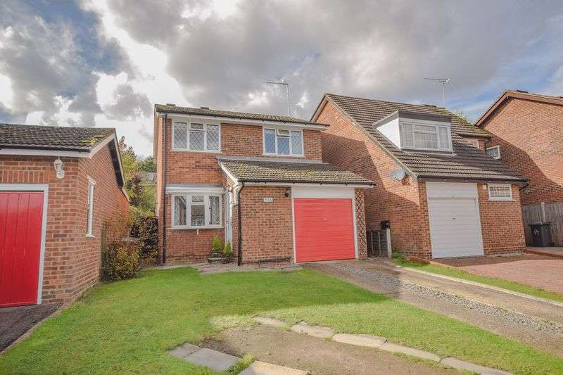 3 Bedrooms Detached House for sale in Greyfriars, Ware