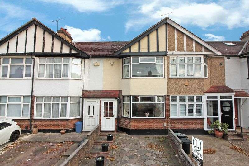 2 Bedrooms Terraced House for sale in Uplands Road, Woodford Green