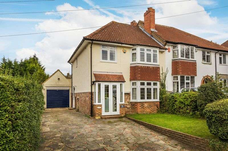 3 Bedrooms Semi Detached House for sale in Tadworth