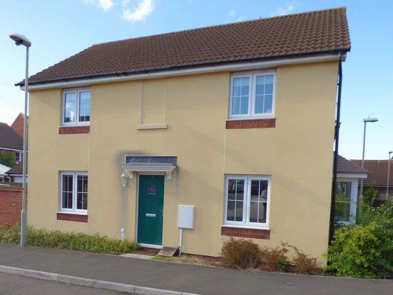 4 Bedrooms Detached House for sale in Holbeach Drive Kingsway, Gloucester