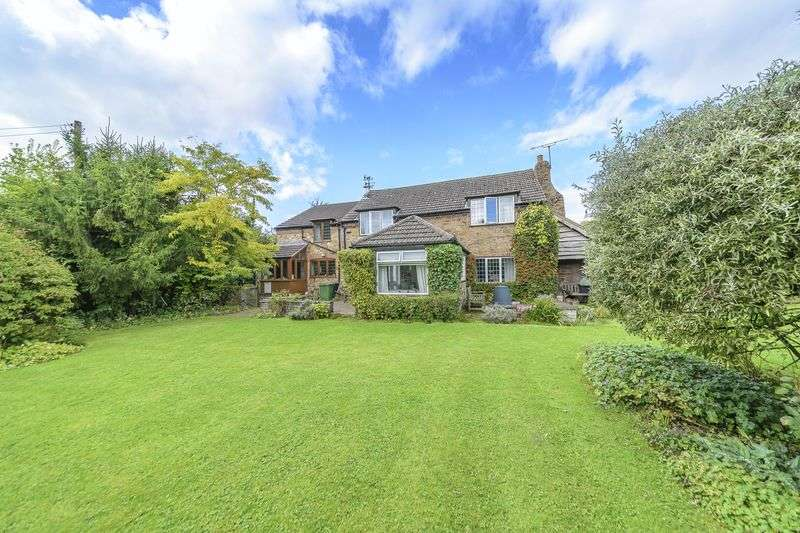 3 Bedrooms Detached House for sale in Harley, Shrewsbury