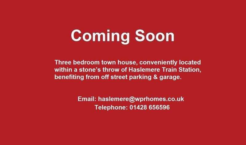 3 Bedrooms Terraced House for sale in Kings Road, Haslemere