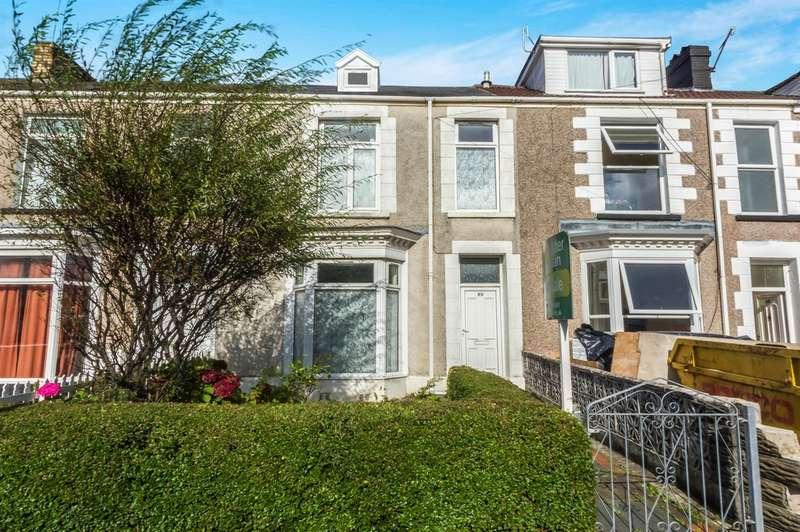 3 Bedrooms Terraced House for sale in Brunswick Street, Swansea