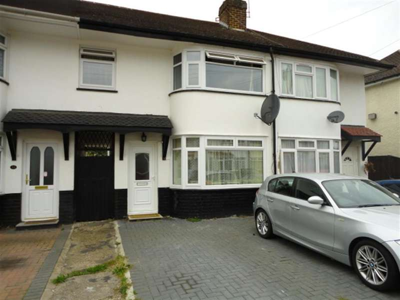 3 Bedrooms Terraced House for sale in Lewins Way, Slough, Berkshire , SL1 5HF