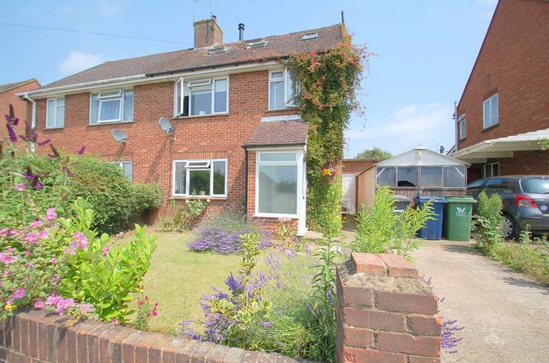 4 Bedrooms Semi Detached House for sale in Waborne Road, Bourne End, SL8