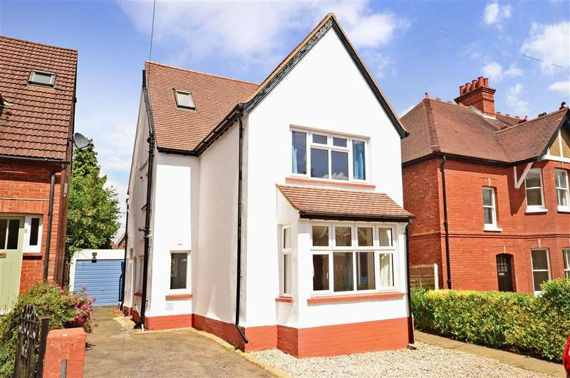 4 Bedrooms Detached House for sale in Crescent Road, East Grinstead, West Sussex
