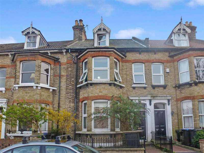 5 Bedrooms Terraced House for sale in Crescent Road, Ramsgate, Kent