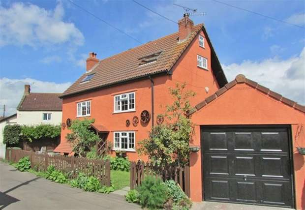 5 Bedrooms Link Detached House for sale in Meareway, Westhay