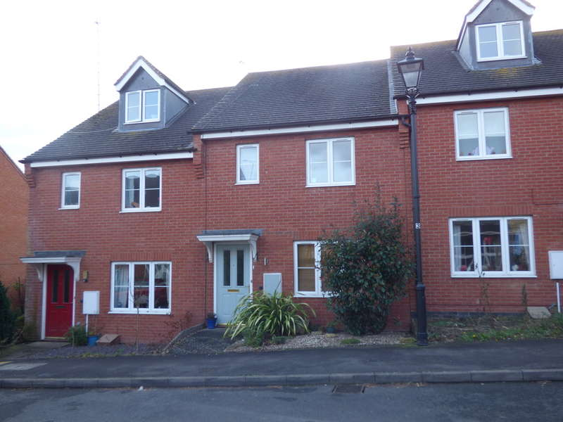 3 Bedrooms Terraced House for sale in The Sidings, Shipston On Stour