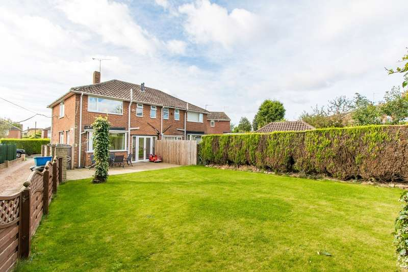 3 Bedrooms Semi Detached House for sale in Newman Road, Grange