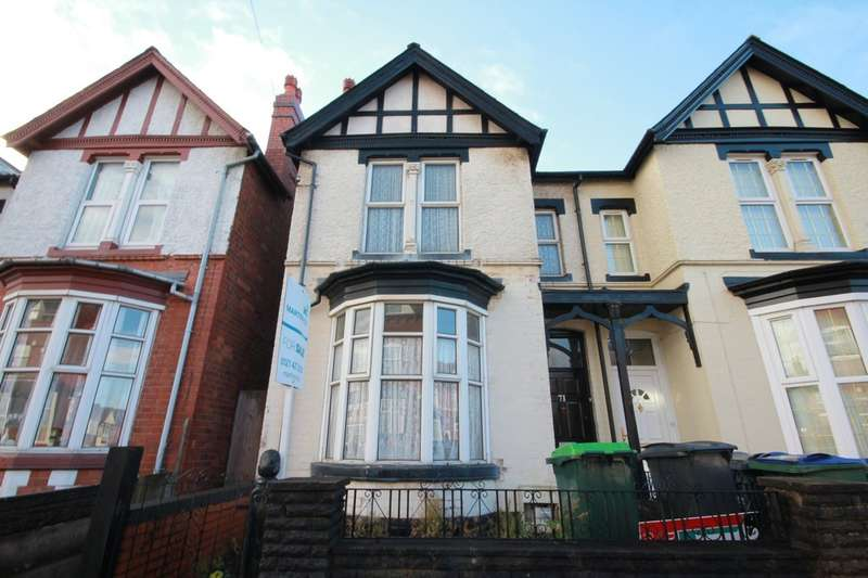 4 Bedrooms Terraced House for sale in Grange Road, Smethwick