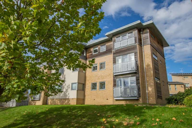 2 Bedrooms Ground Flat for sale in Valentin Court, Pinewood Drive, Cheltenham, GL51 0GN