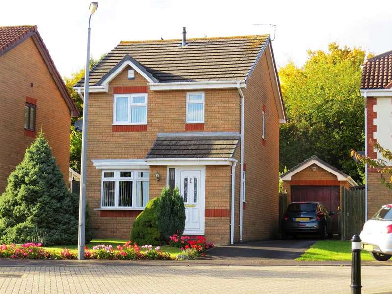 3 Bedrooms Detached House for sale in Stoneleigh Drive, Barrs Court, Bristol