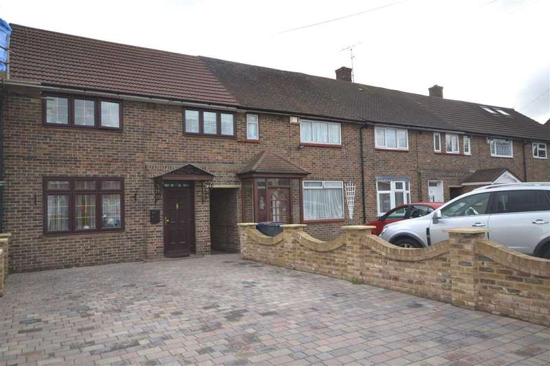 2 Bedrooms Terraced House for sale in Daiglen Drive, South Ockendon