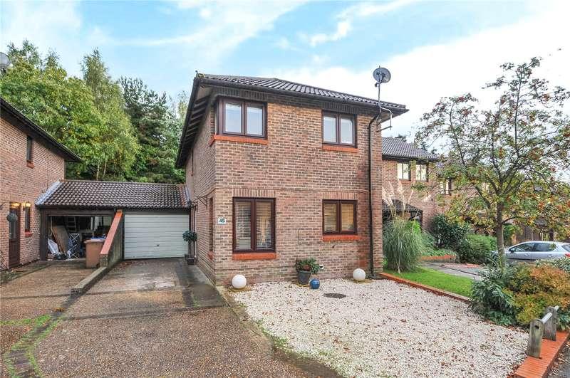 4 Bedrooms Link Detached House for sale in Worlds End Hill, Bracknell, Berkshire, RG12