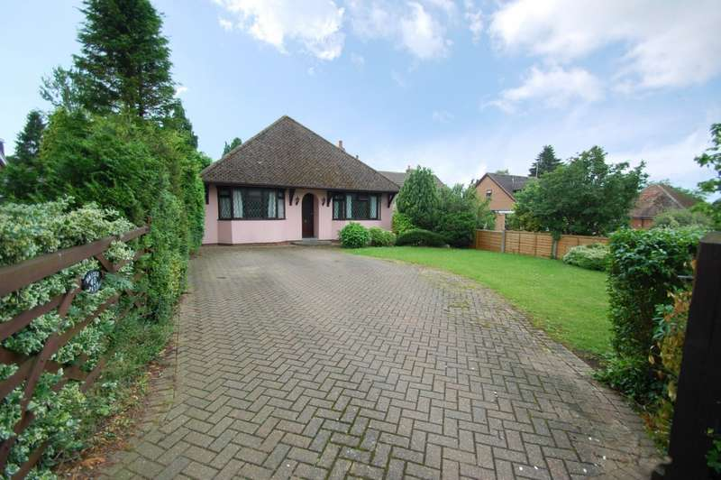 2 Bedrooms Detached House for sale in Bridle Path, Woodcote, Reading, RG8