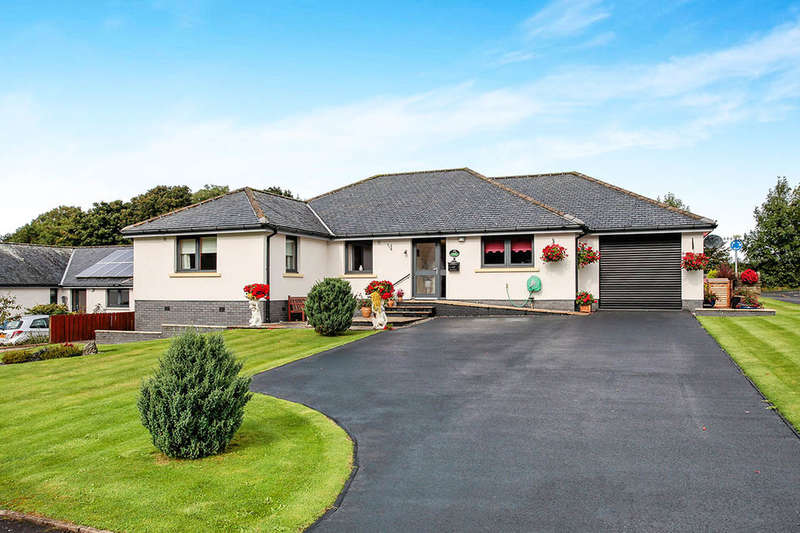 3 Bedrooms Detached Bungalow for sale in Doonhill Wood, NEWTON STEWART, DG8