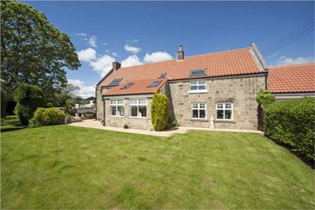 3 Bedrooms Cottage House for sale in Dissington Lane, Nr Darras Hall, Newcastle upon Tyne, Northumberland