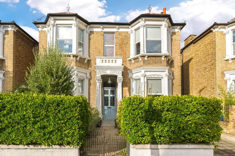 5 Bedrooms Detached House for sale in Barrowgate Road, Chiswick, London, W4