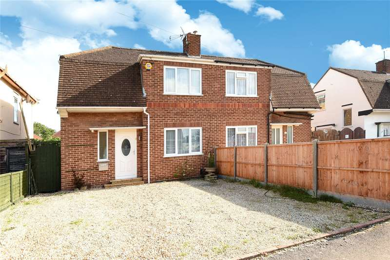 2 Bedrooms Semi Detached House for sale in Farrowdene Road, Reading, Berkshire, RG2
