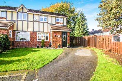 3 Bedrooms Semi Detached House for sale in Crossley Drive, Wavertree, Liverpool, Merseyside, L15