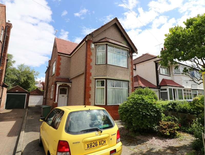 4 Bedrooms House for sale in Rolleston Drive, Wallasey