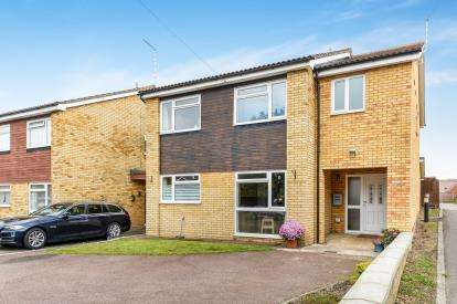 4 Bedrooms Detached House for sale in High Street, Stotfold, Hitchin, Bedfordshire