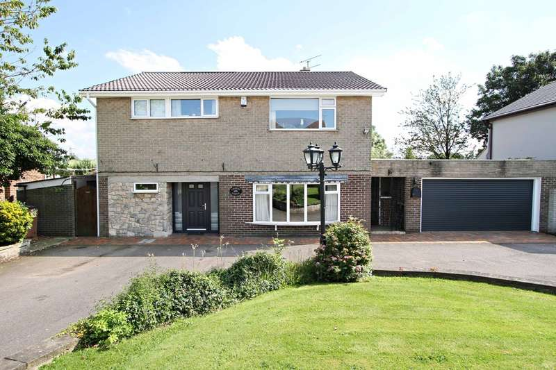 4 Bedrooms Detached House for sale in Moat Lane, Wickersley, Rotherham