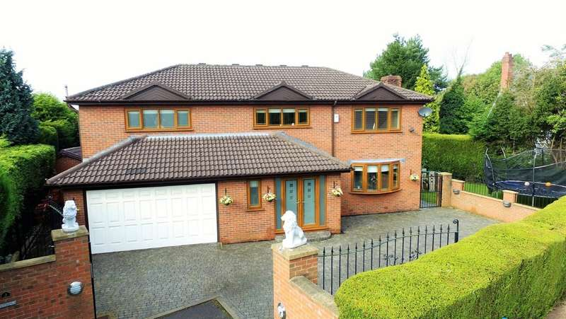 4 Bedrooms Detached House for sale in 3 Tall Trees Close, Royton