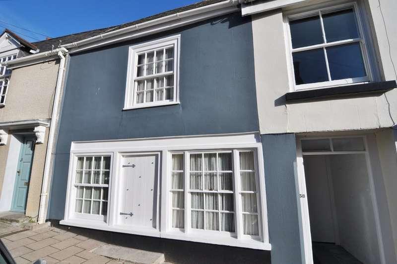 2 Bedrooms Terraced House for sale in Brownston Street, Modbury, South Devon
