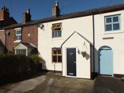 2 Bedrooms Terraced House for sale in Canal Leach, North Road, Bretherton, Leyland