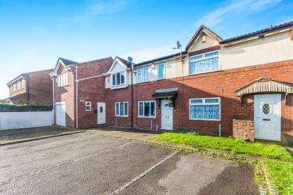 2 Bedrooms Terraced House for sale in Consort Drive, Wednesbury, West Midlands