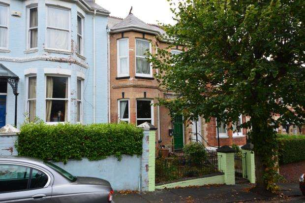 3 Bedrooms Terraced House for sale in Kingsley Road, Plymouth, Devon