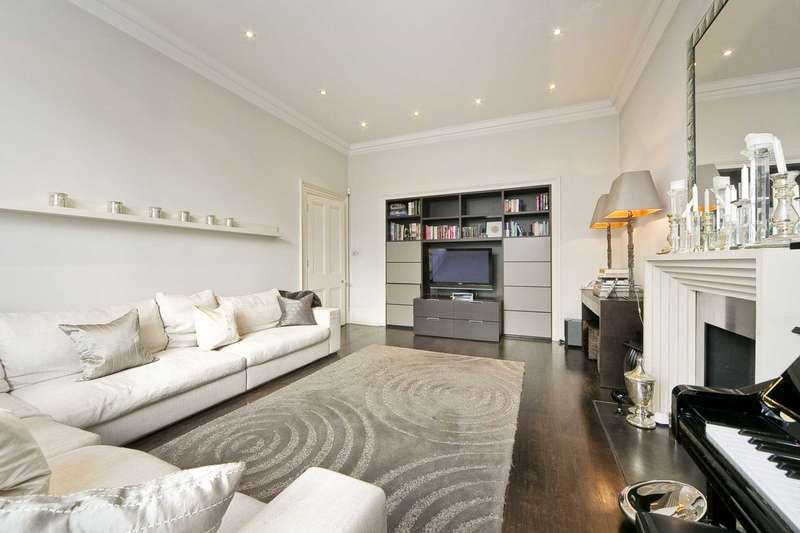 3 Bedrooms Apartment Flat for sale in Strathearn Place, London