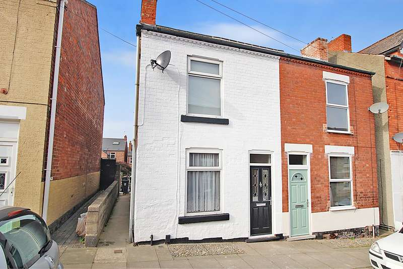 3 Bedrooms Property for sale in Balfour Road, Stapleford,